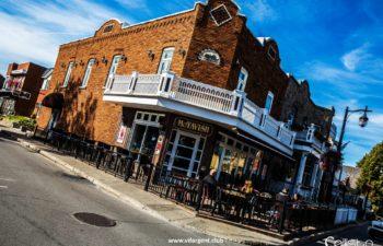 Bar de quartier McTavish