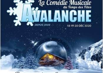 Avalanche – Spectacle musical des fêtes