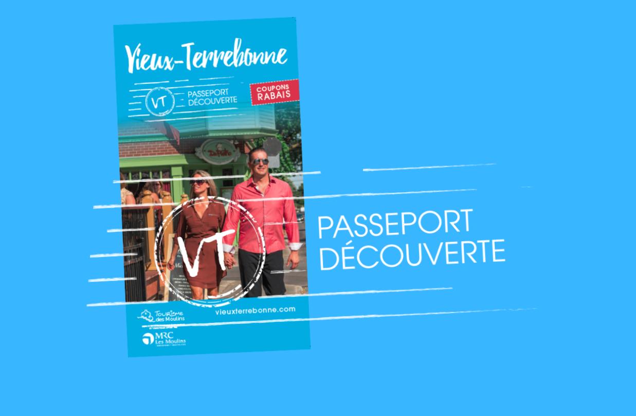 Passeport découverte du Vieux-Terrebonne