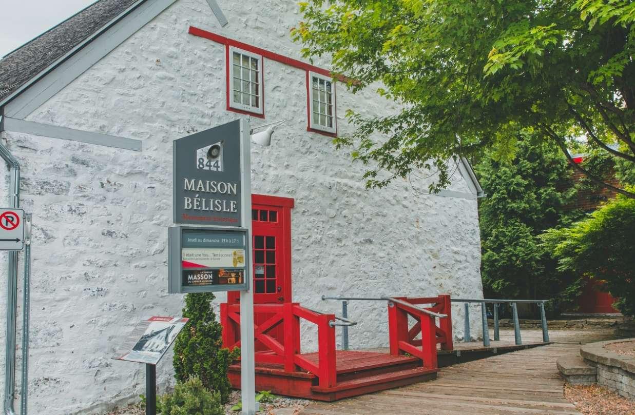 Visitez les expositions de l'Île-des-Moulins et de la Maison Bélisle