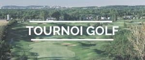 Tournoi golf