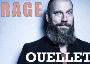 Rodage pour mon One Man Show! RAGE!